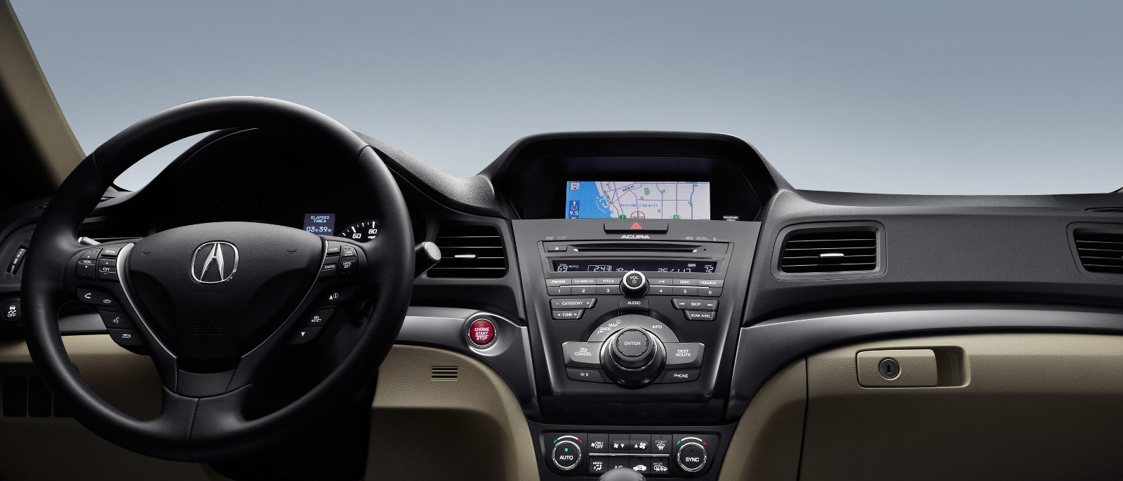 Exceptional ... 2015 Acura ILX Interior ... Photo