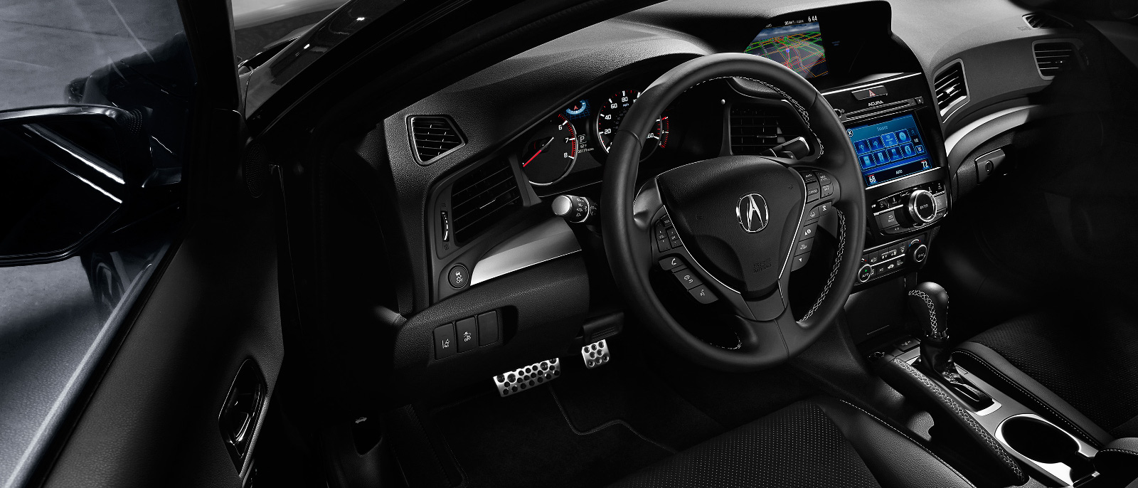 news auto at h show los acura updated teaser ilx debut angeles for to