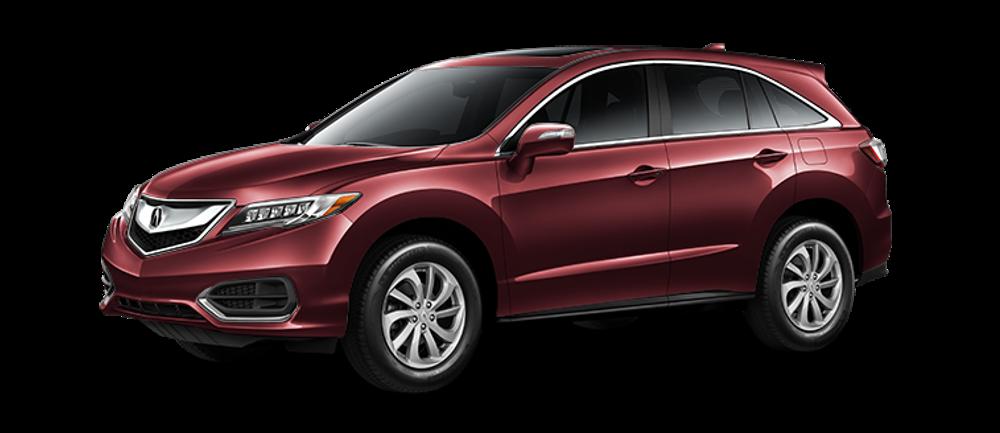 2016 Acura RDX profile
