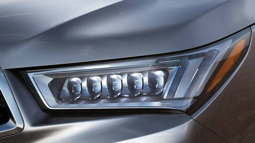 The Acura MDX Offers Equipment Packages Tailored To Drivers - Acura mdx package comparison
