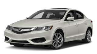 2017 Acura ILX White