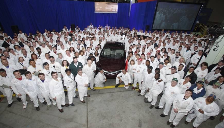 Acura Employees