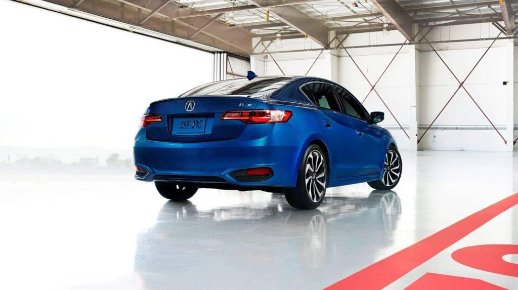 The Acura ILX Package Comparison Acura Columbus - Acura ilx upgrades
