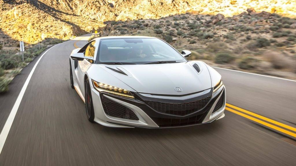 The Acura NSX Insider Experience