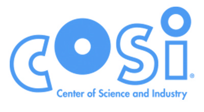 Center of Science and Industry logo