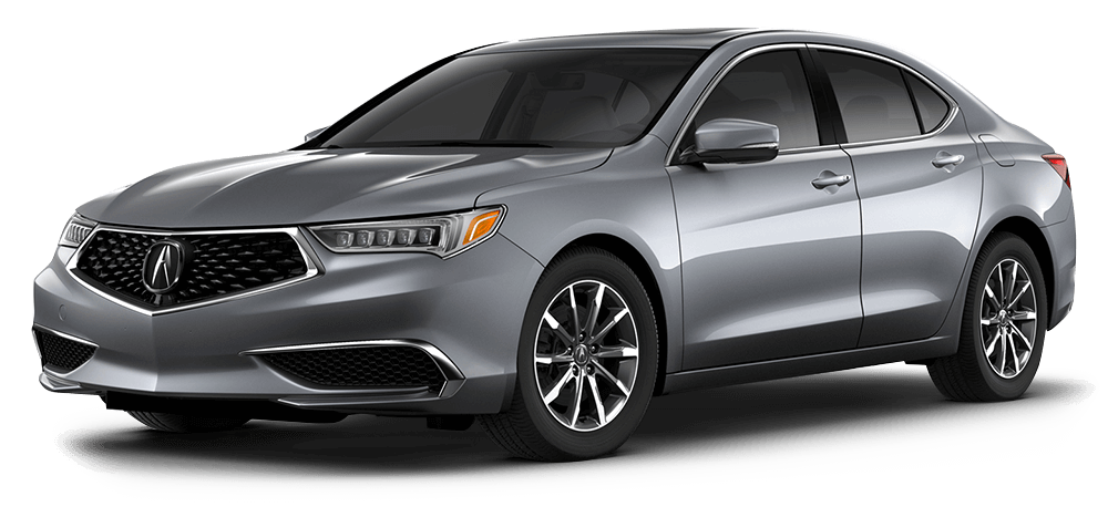 The 2018 Acura TLX Easily Outpaces the 2018 Audi A4