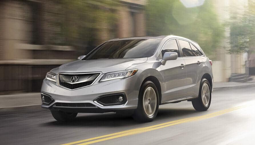 Experience The 2018 RDX Interior At Acura Columbus