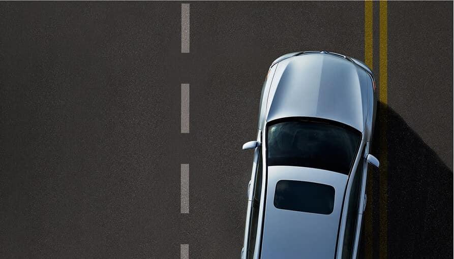 AcuraWatch Road Departure Mitigation (RLX)