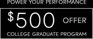 Acura College Graduate Program  - Up to $500 of savings