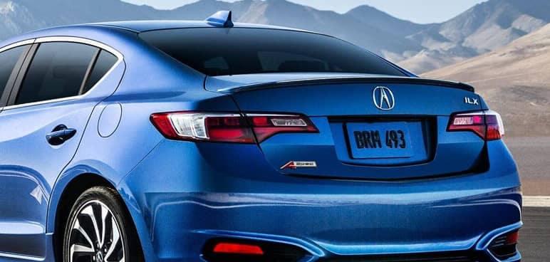 2018 Acura ILX Rear Spoiler