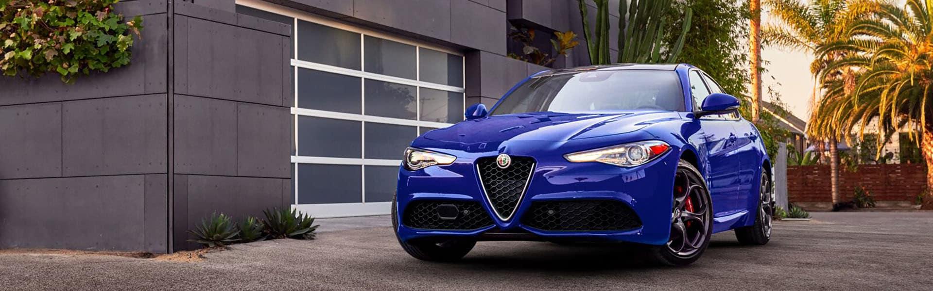 Alfa Romeo Giulia Model