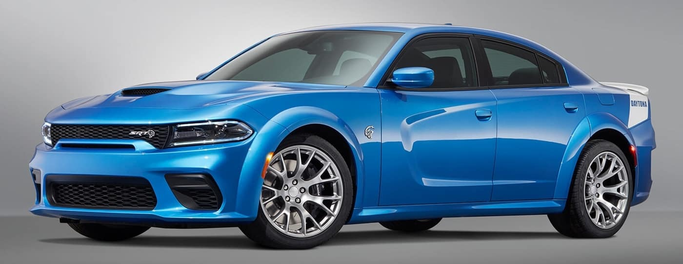 2020 blue dodge charger