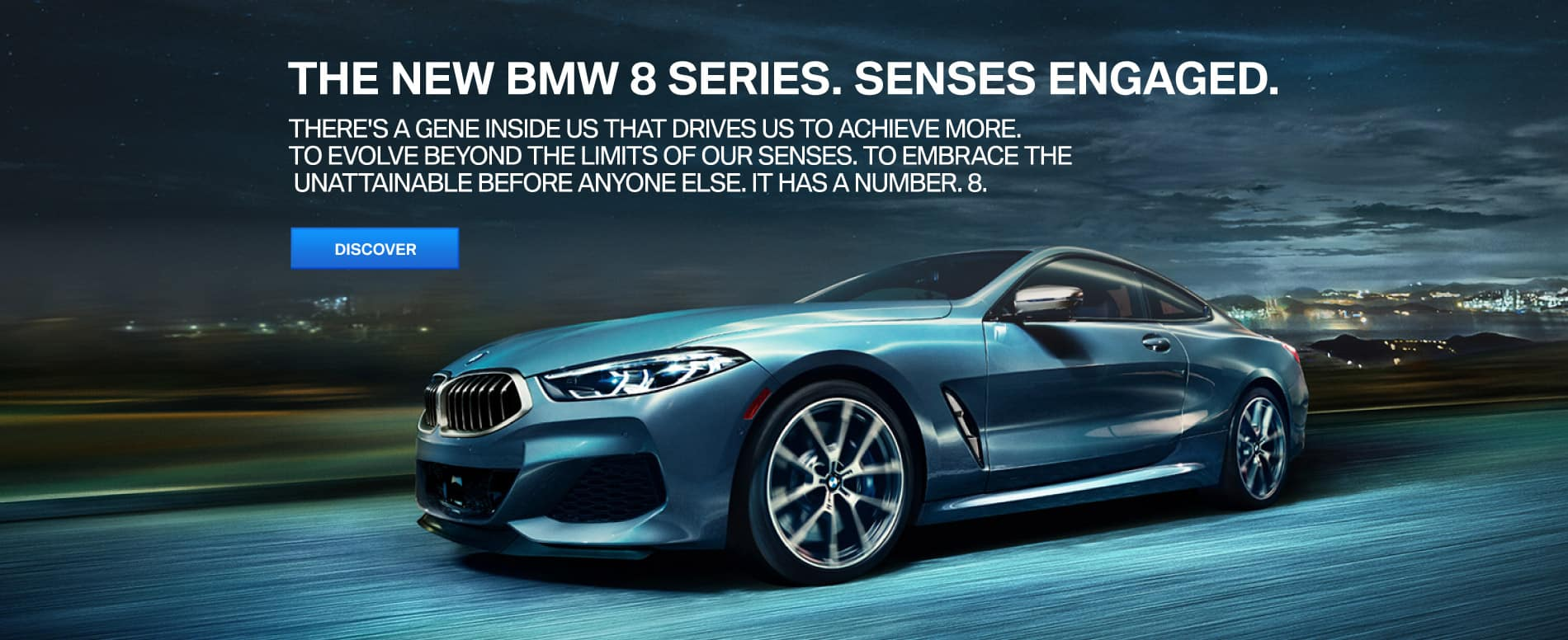 All New 8 Series