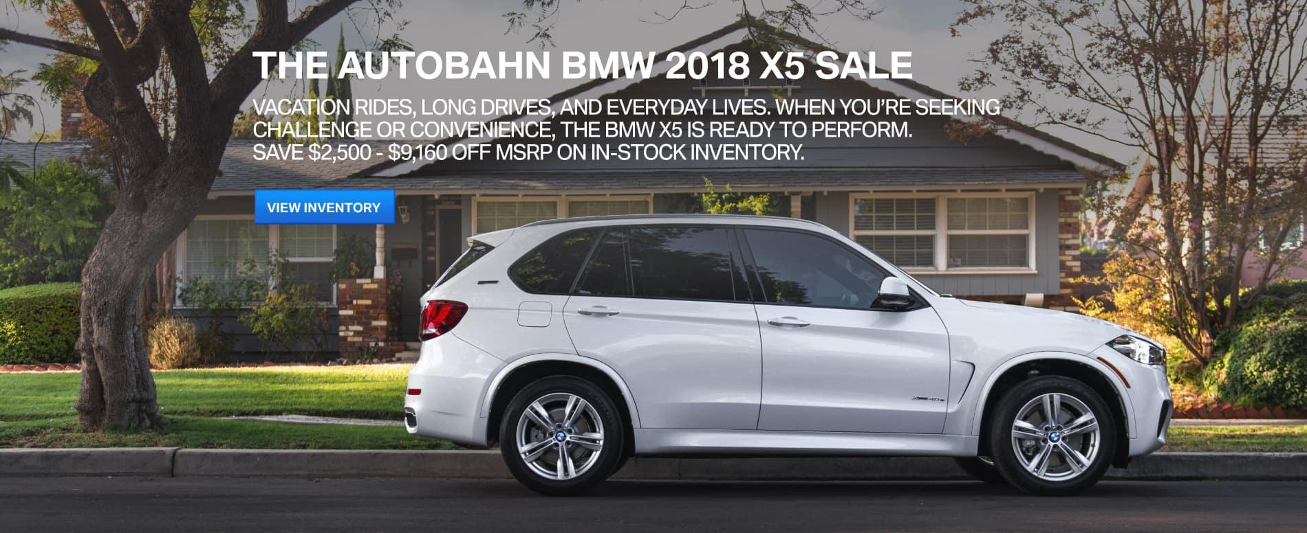 Autobahn BMW   X5 Sale