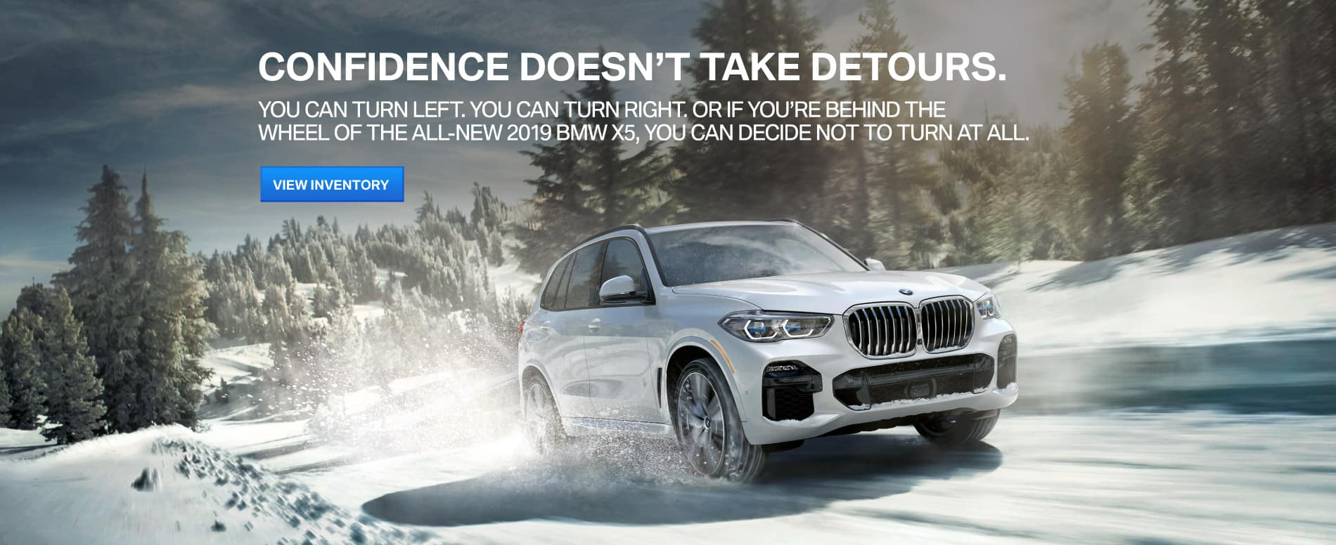 The All New 2019 BMW X5 has Arrived at Autobahn BMW!