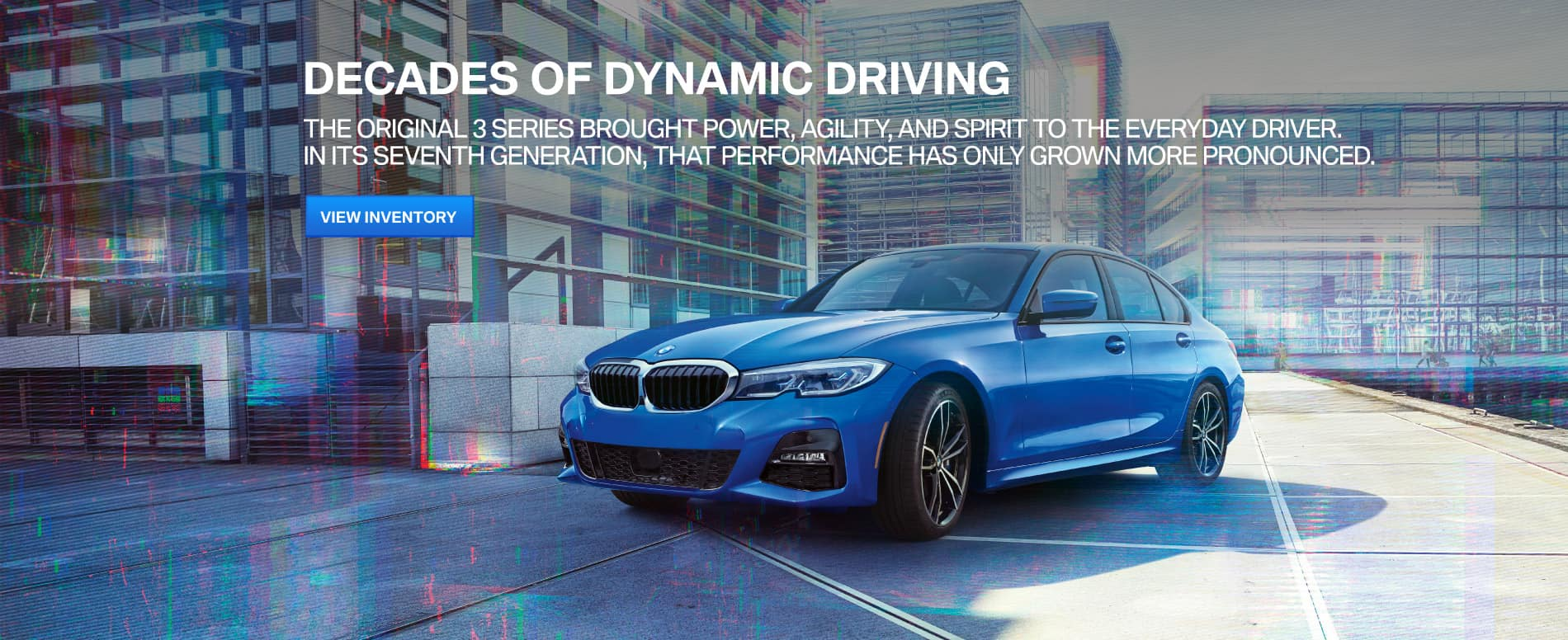 Autobahn BMW | The All New 3 Series Has Arrived!