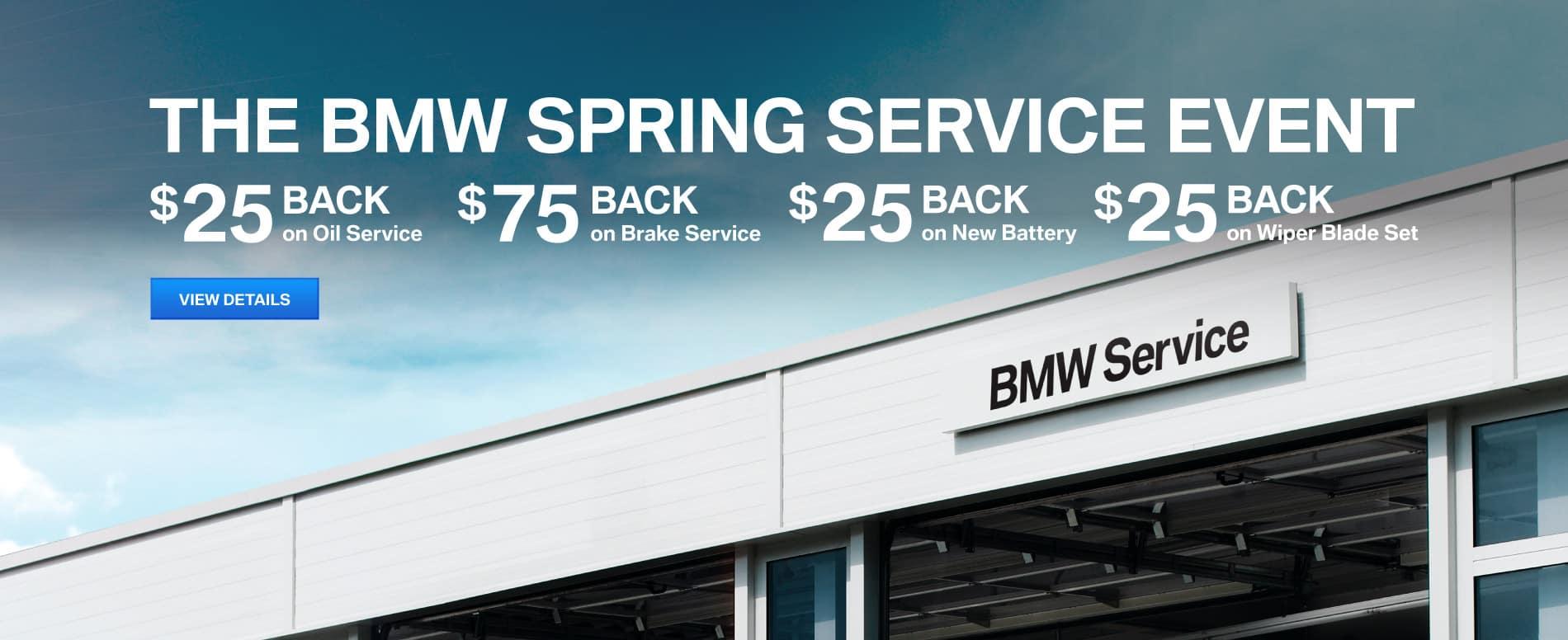 Autobahn BMW Service | Spring Sale!