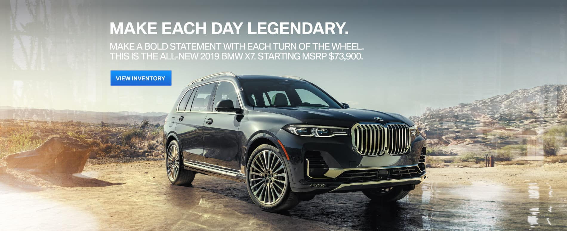 Autobahn BMW | The All New X7 Series Has Arrived!