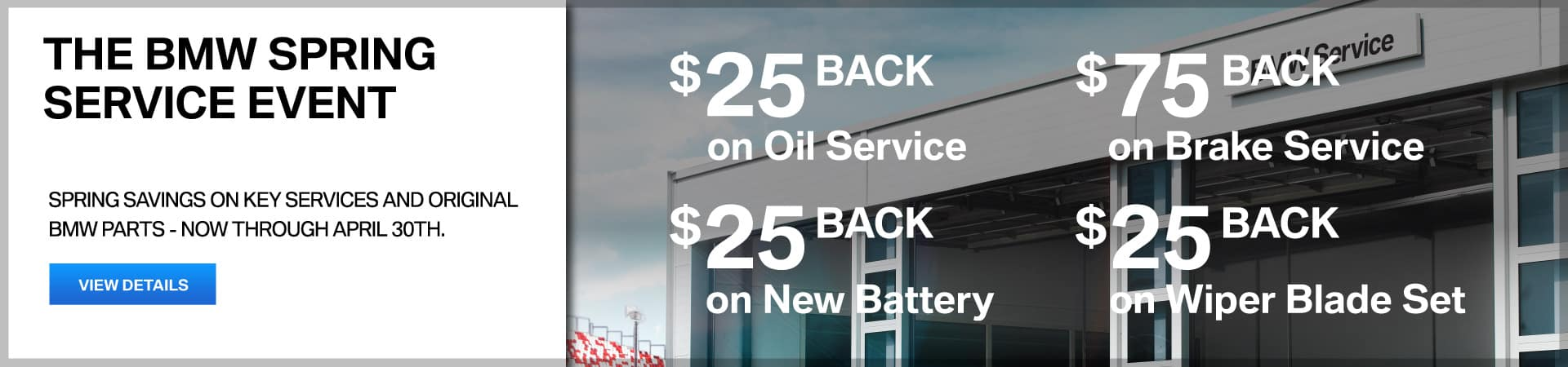 Autobahn BMW Fort Worth | Spring Service Special!