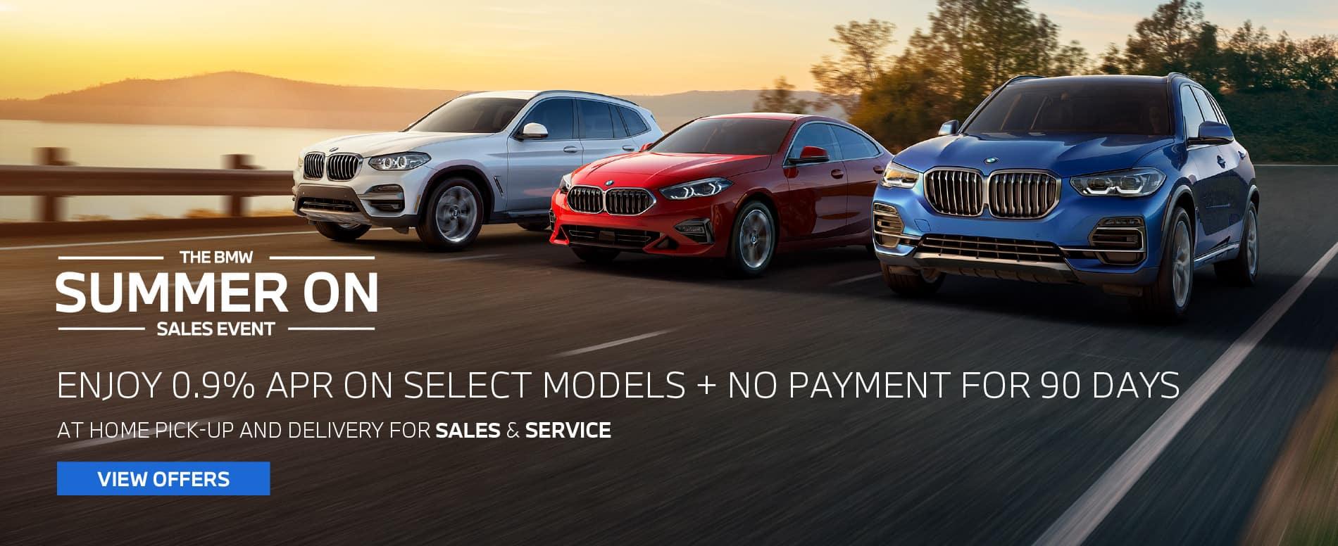 Autobahn BMW Fort Worth | Summer Incentives