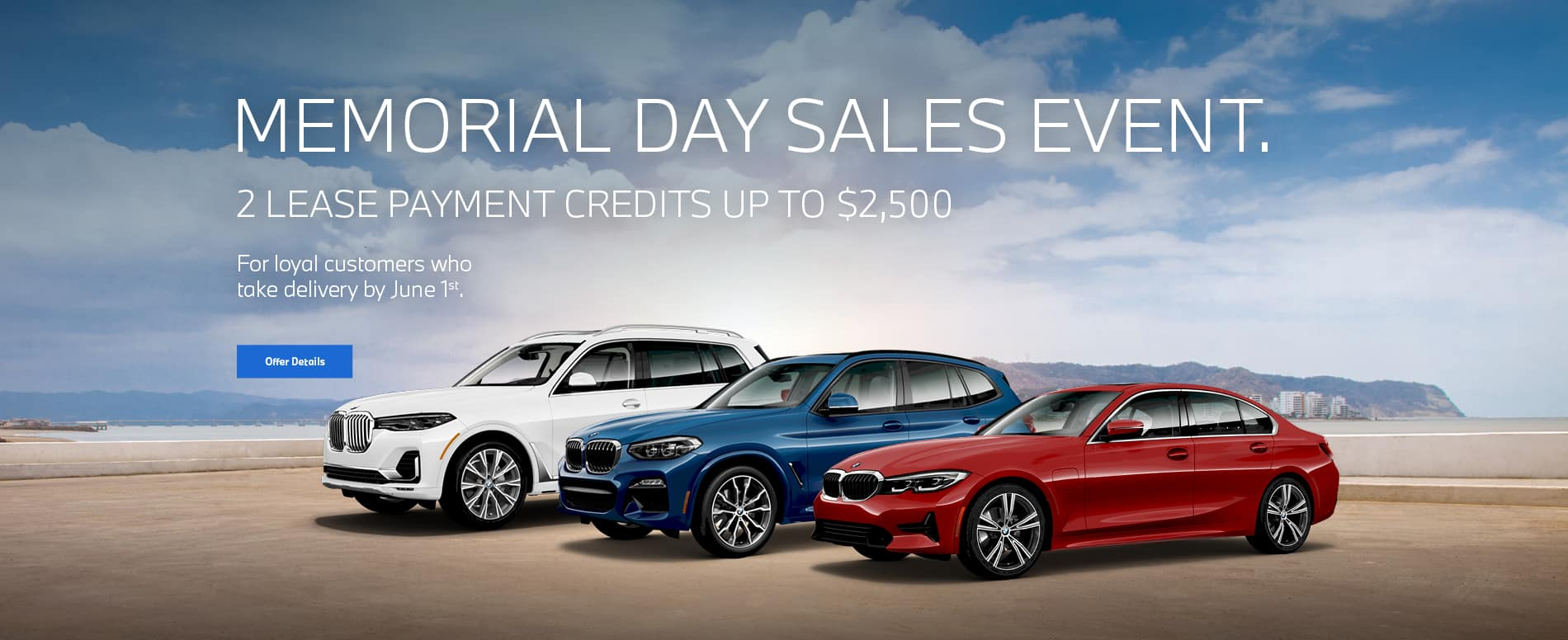 Welcome to Autobahn BMW Fort Worth | Great Memorial Day Sale Incentives!
