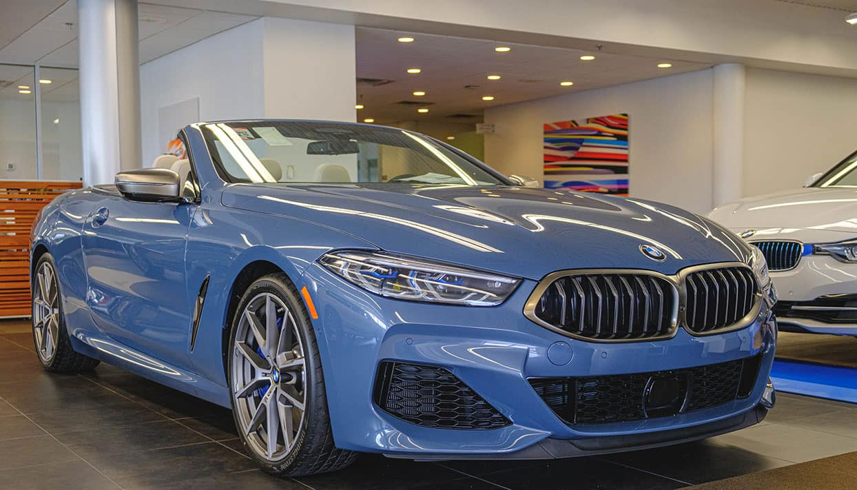 Autobahn BMW Fort Worth | BMW Shade of Blue?