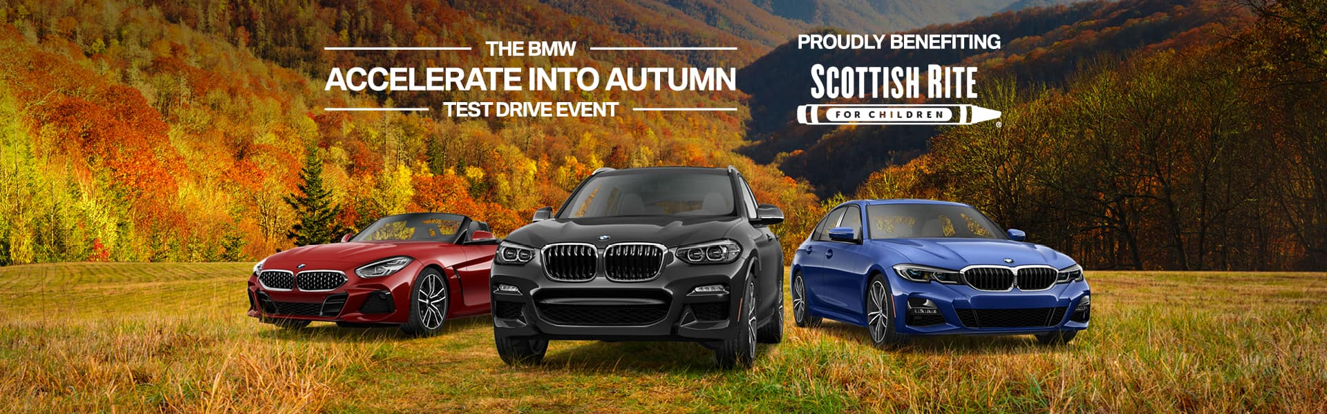 Autobahn BMW Fort Worth | Accelerate into Autumn
