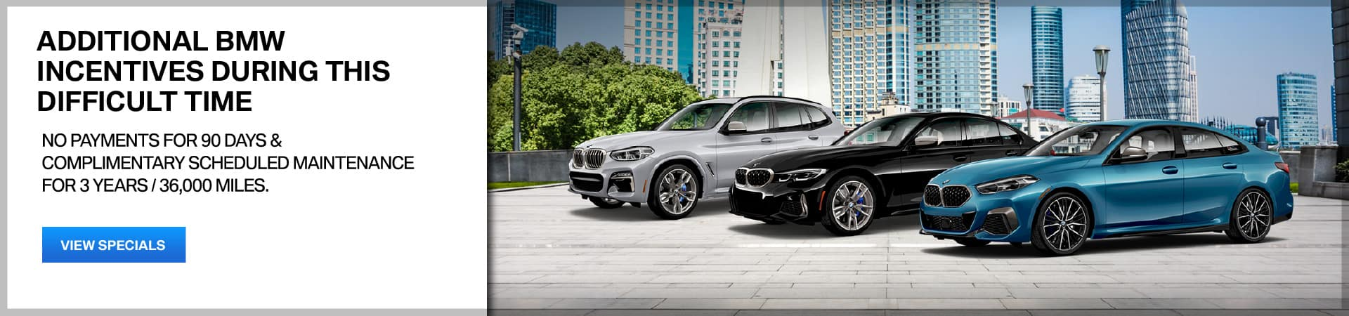 Autobahn BMW Fort Worth   New Additional Incentives from BMW