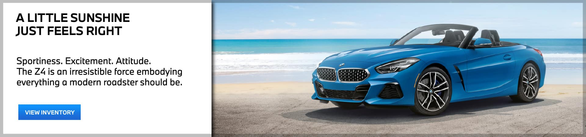 Autobahn BMW Fort Worth | Z4 Just in time for Summer!