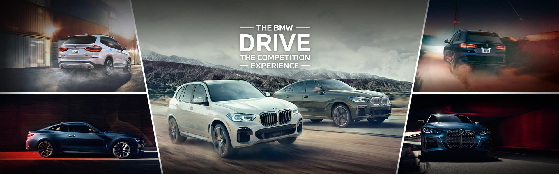 Test Drive A BMW Against the Competition