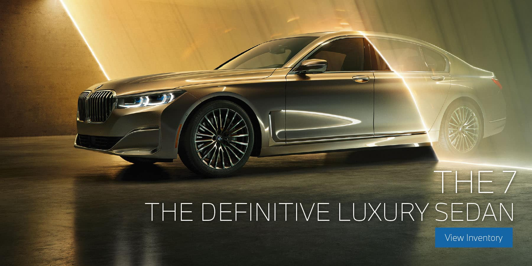 The 7 - The Definitive Luxury Sedan