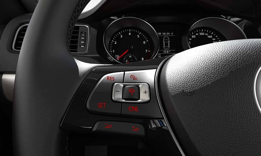 2017 VW Jetta CANADA Adaptive Cruise