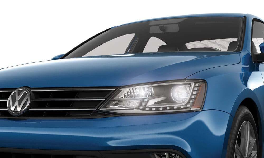 2017 VW Jetta CANADA Bi Xenon Headlights