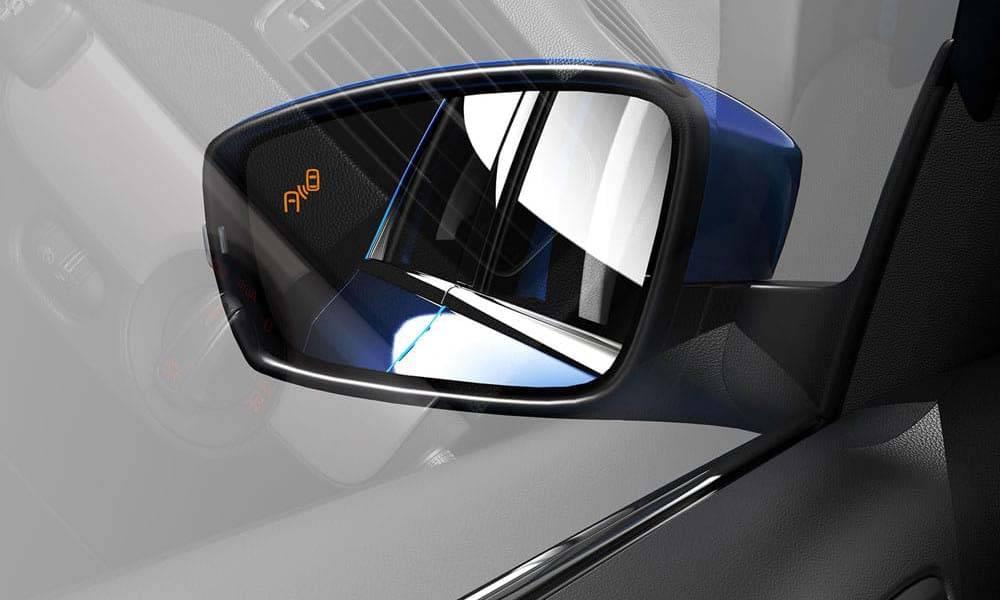 2017 VW Jetta CANADA Blind Spot Detection