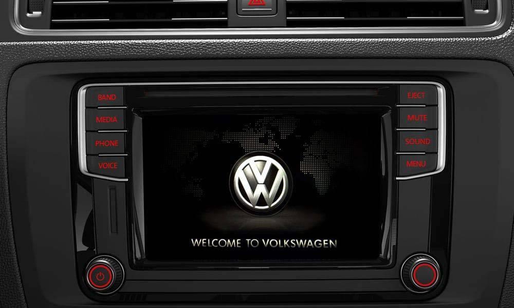 2017 VW Jetta CANADA Multi Function Status