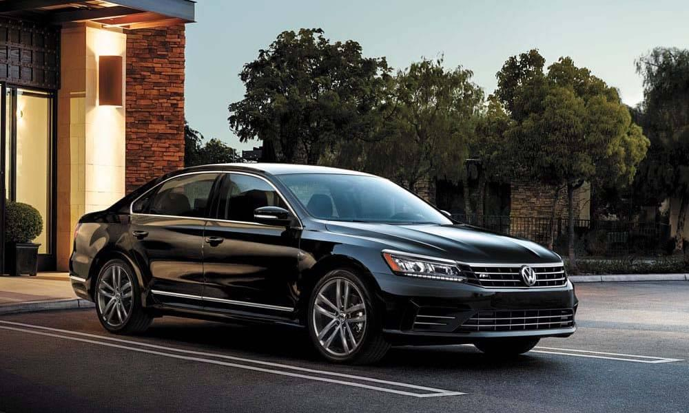 2017 volkswagen passat overview knight auto haus vw. Black Bedroom Furniture Sets. Home Design Ideas