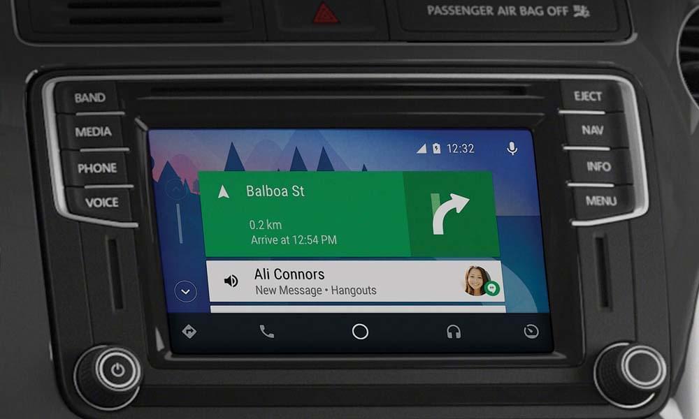 2017 VW Tiguan CANADA App Connect