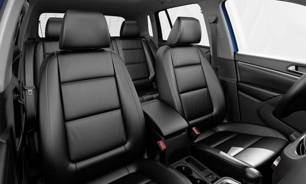 2017 VW Tiguan CANADA Leather Seating