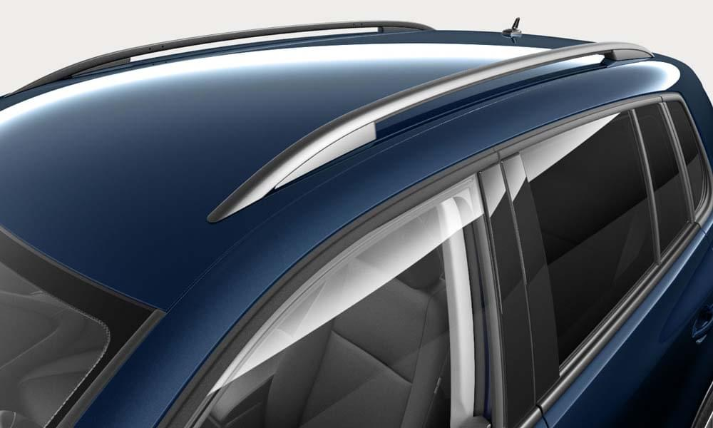 2017 VW Tiguan CANADA Roof Rails