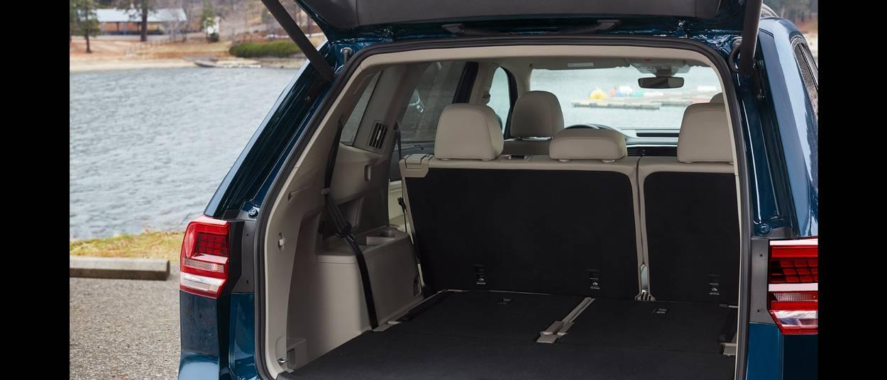 2018 Volkswagen Atlas cargo