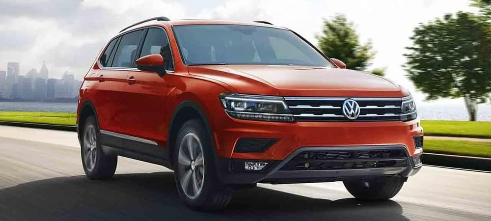 What 2018 Volkswagen Tiguan Specs Make It a Powerful Option?