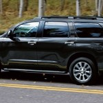2015 Toyota Sequoia Trims