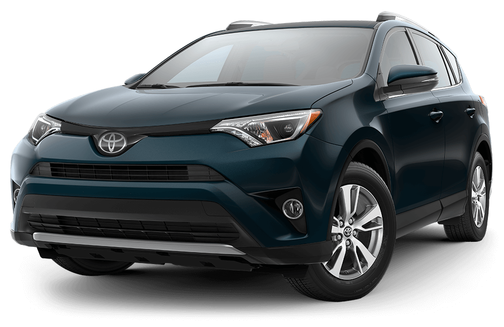 The 2017 Toyota Rav4 Is Back Better Than Ever Before