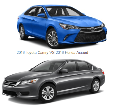 2016 toyota camry vs honda accord near palm coast. Black Bedroom Furniture Sets. Home Design Ideas