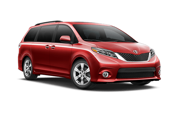 Lease New 2017 Sienna L