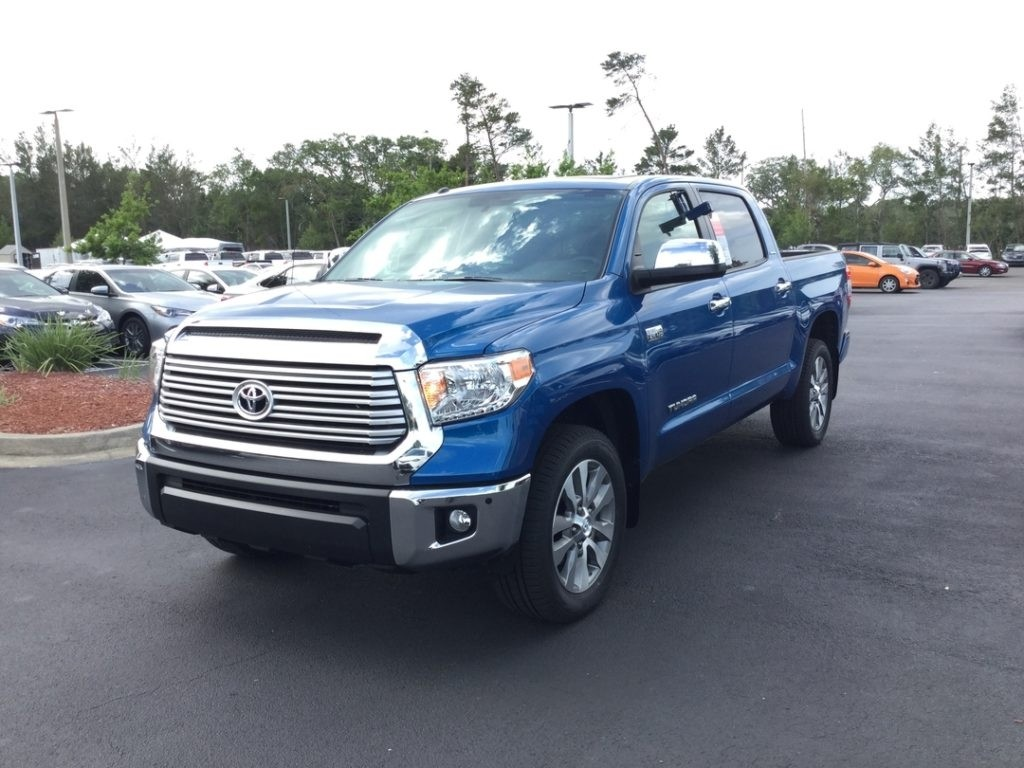 2017 Tundra Limited Crewmax