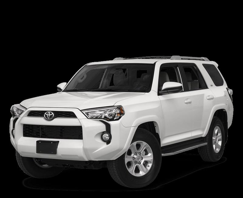 2017 Toyota 4Runner 4WD 4dr V6 SR5 banner