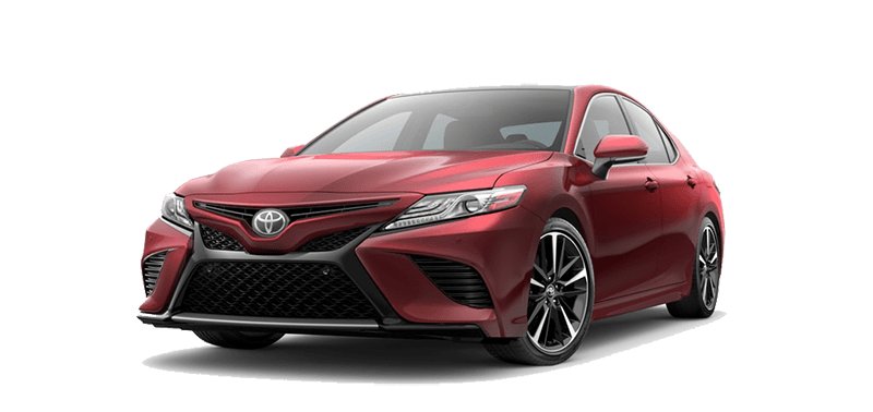 2018 Toyota Camry Banner Image