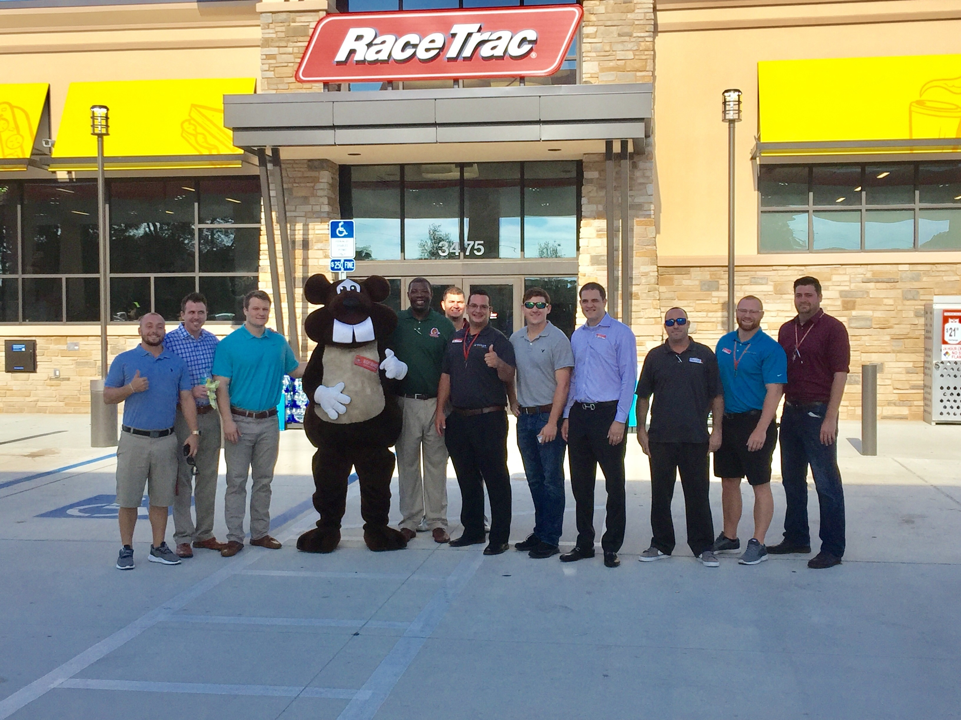 Pay it Forward with Free Gas at the RaceTrac from Beaver Toyota
