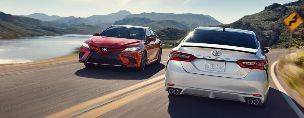 Toyota Safety Connect Camry